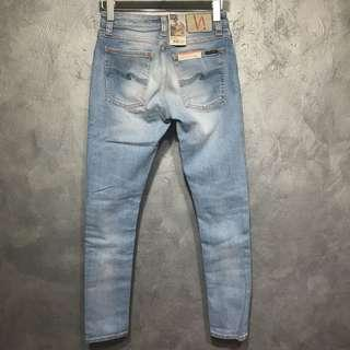 BNWT Nudie Skinny Lin Fresh Breeze