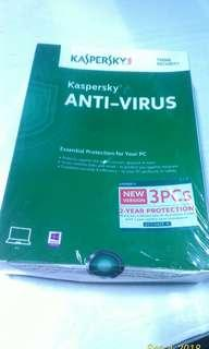 Kaspersky Antivirus 2015 Int'l Edition