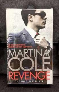 # Novel《New Book Condition + A Pacy Crime Thriller Fiction Of Violence & Vengeance》Martina Cole - REVENGE : No One Messes With His Daughter And Get Away With It.