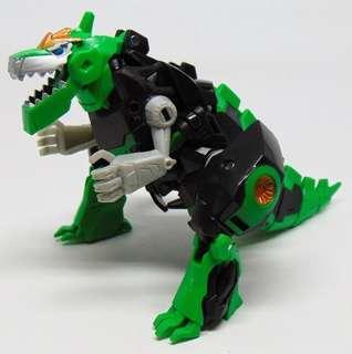 Transformers 變形金剛 grimlock 鋼鎖 dinobot 恐龍派 美版