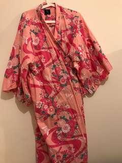 Kimono 和服