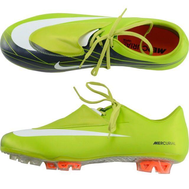 size 40 9fcc8 e2865 2010 Nike Mercurial Vapor VII Football Boots FG, Sports ...