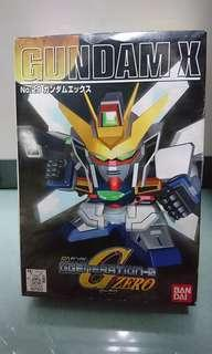 NEW (Made in Japan) Gundam X Generation 0 No. 29
