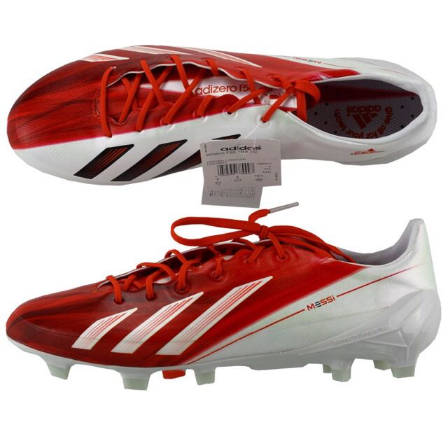 best sneakers 53171 1c5e4 2013 Adidas F50 Adizero Messi Football Boots FG, Sports, Sports   Games  Equipment on Carousell