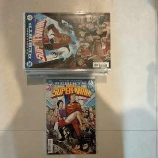 DC Comic New Super-Man and the Justice League of China #1-24 (Normal & Variant Cover)(Complete Series) VF/NM by Gene Luen Yang &  Viktor Bogdanovic !