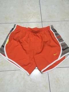 Nile Livestrong workout shorts