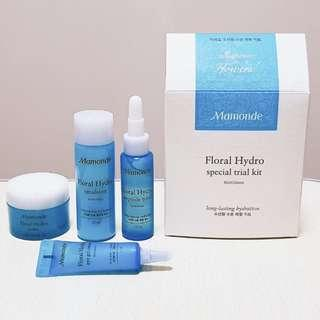 Brand New Mamonde Floral Hydro Trial Kit
