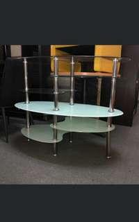 Coffee table tempered glass INSTOCK!