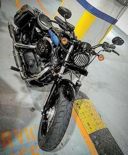Sportster 48 XL 1200X