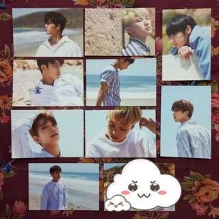 SEVENTEEN AL1 Postcard