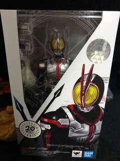 SH Figuarts SHF Kamen Rider Faiz Kicks Project Version