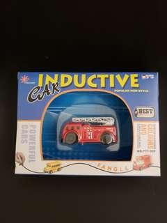 Inductive Car Fire Engine