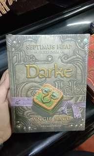 Septimus Heap Darke - Sage