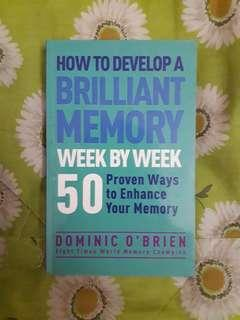 Preloved: How to Develop A Brilliant Memory