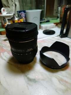 Sigma 24-70mm f2.8 ex dg hsm(Nikon F Mount)