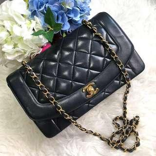 f8407214ff143c Rare and Highly Sought After! Gorgeous vintage Chanel Diana Flap (