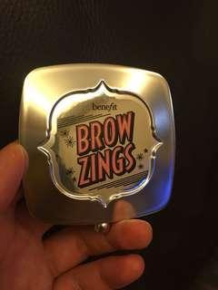 包平郵!Benefit Brow Zings 3號色 made in usa