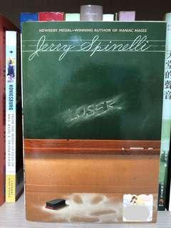 🚚 二手書 英文 原文書 Loser / Jerry Spinelli