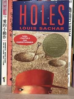 🚚 二手書 英文 原文書 Holes / Louis Sachar