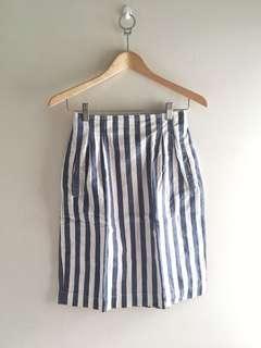 Stripes Skirt/Rok