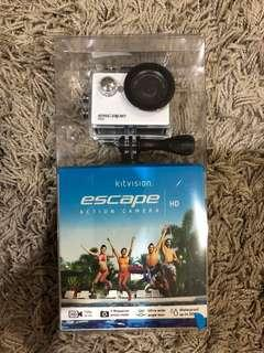 Kitvision action camera hd5