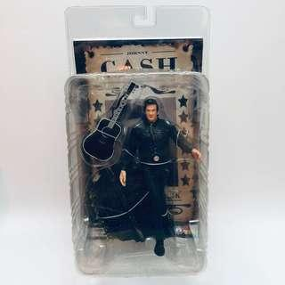 Johnny Cash Collectible: 2006 Sota Toys Man In Black/Walk The Line Figure