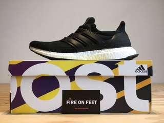 a91e148d395 Adidas Ultra Boost 3.0 leather cage