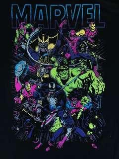 Marvel Comics Print T-shirt