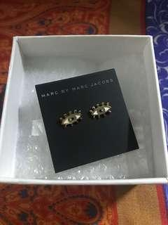 Marc Jacobs👀耳環 (100%real& new)