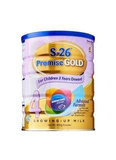S26 Promise Gold Stage 4 900g