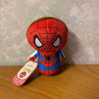 Hallmark itty bittys - 雙面Peter Parker as Spider-Man
