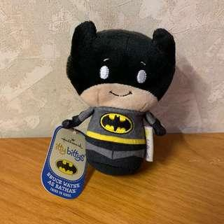 Hallmark itty bittys - 雙面 Bruce Wayne as Batman