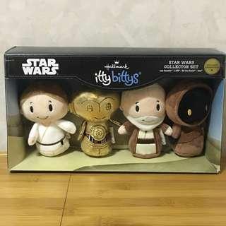 Hallmark itty bitts - Star Wars