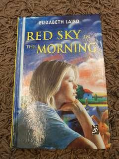 Literature Text: Red Sky in the Morning by Elizabeth Laird