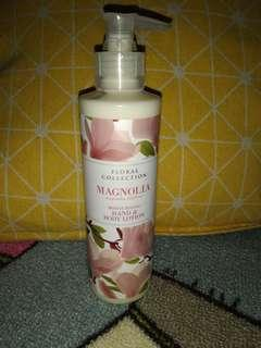 Hand & boduly lotion M&s
