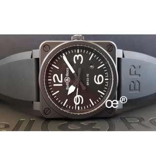 FULL CERAMIC Bell & Ross BR03-92 Automatic