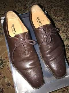 Leather Shoes Hand made
