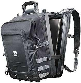 🚚 Pelican U100 Elite Backpack With Laptop Storage Black Colour