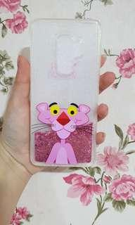 Softcase s9+ pink panther