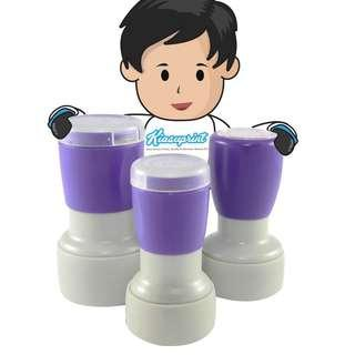 CHEAPEST Self ink Stamp / Company Stamp / Rubber Stamp Maker in Singapore / Rectangle Self Inking Stamp / Round Self Inking Stamp