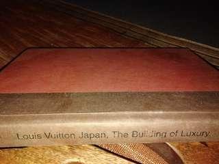 Louis Vuitton Japan the building of luxury