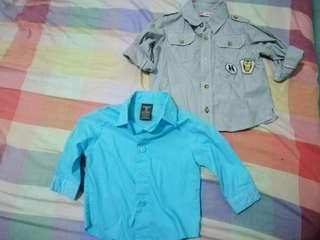 Dockers and F&x polo