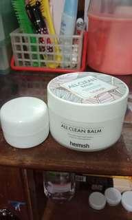 Heimish all clean balm share 30gr