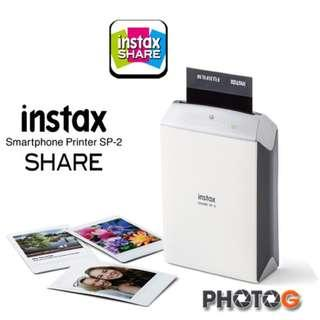 🚚 instax SHARE SP-2