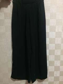 THIS IS APRIL Black Culotte