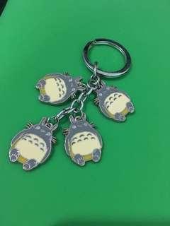 Totoro Key Chains
