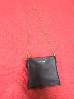 Authentic Sergio Rudy Italy branded sling bag