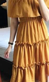 Sabrina mustard