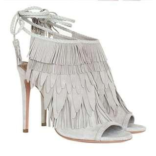 Aquazzura So Pocahontas Sandal 105