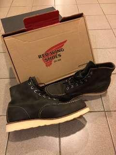 Red Wing Classic Moc - Charcoal Black